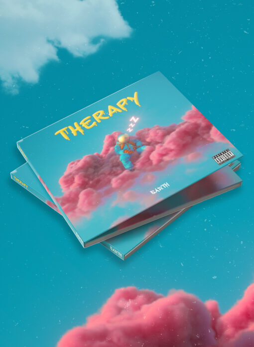 EARTH - THERAPY CD ☔