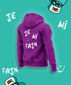 ? JE MI FAJN Purple